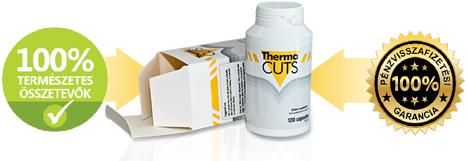 Thermacuts 100 % termeszetes osszetevo penzvisszafizetesi garancia