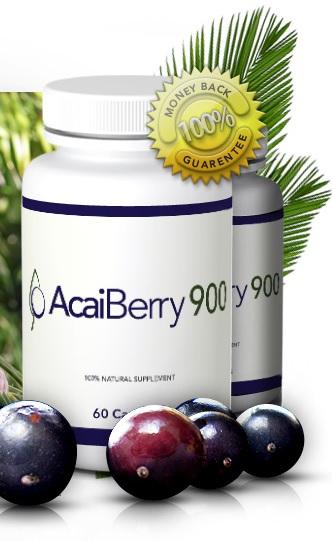 Acai Berry 900 fogyasztó tabletta