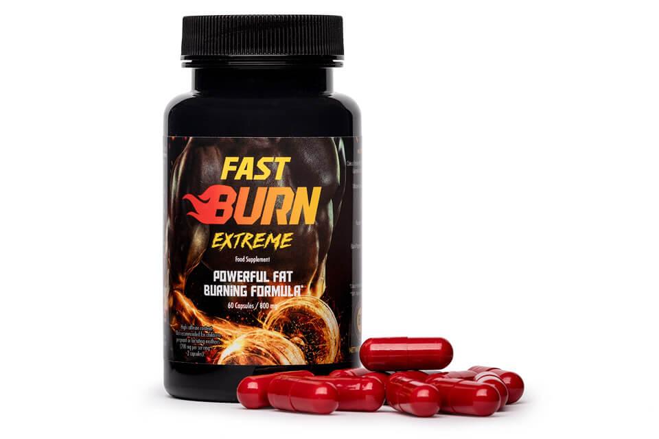 Fast Burn Hatékony zsírégető!